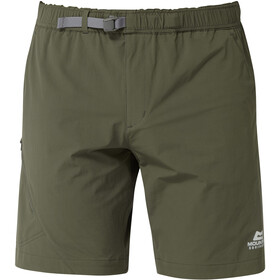 Mountain Equipment Comici Trail Shorts Herre broadleaf